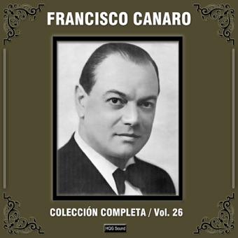Colección Completa, Vol. 26 – Francisco Canaro