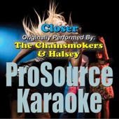 Closer (Originally Performed By the Chainsmokers & Halsey) [Instrumental]
