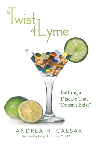 A Twist of Lyme Book