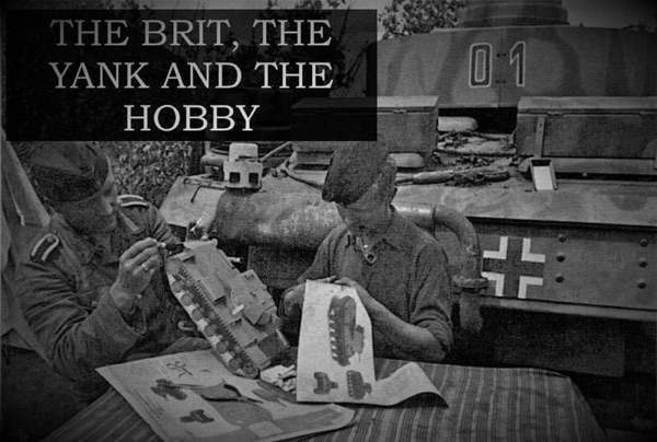 History to War Games Podcast, The Brit, The Yank and The Hobby Podcasts