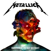 Hardwired…To Self-Destruct - Metallica Cover Art