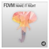FDVM - Make It Right (feat. Tyler Sjöström) illustration