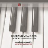 Mercuzio Pianist - Le grand Meaulnes Grafik