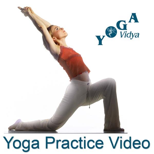 Yoga Practice Video - Yoga Vidya