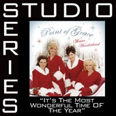It's the Most Wonderful Time of the Year (Studio Series Performance Track) - - EP