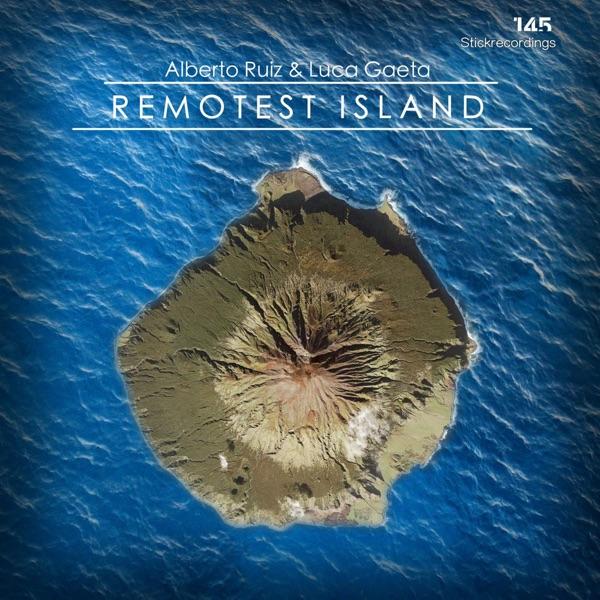 Alberto Ruiz - Remotest Island - EP