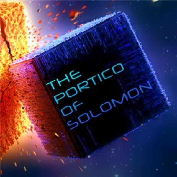 THE PORTICO OF SOLOMON