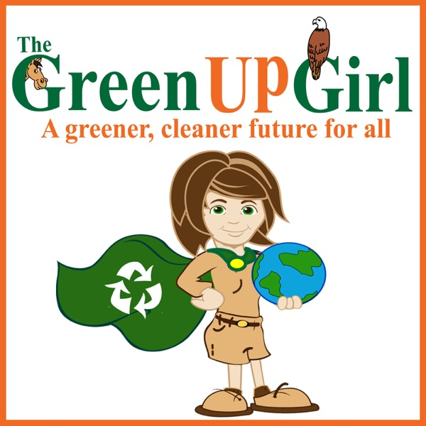 The Green Up Girl