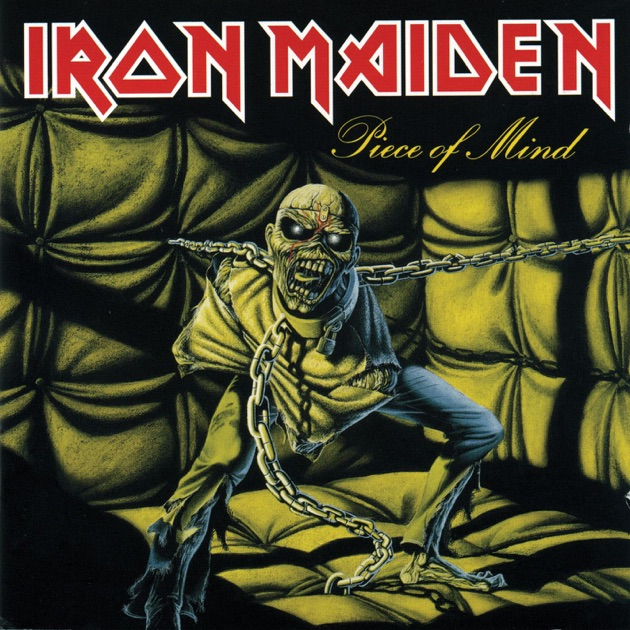 Piece of Mind (2015 Remastered Edition) by Iron Maiden