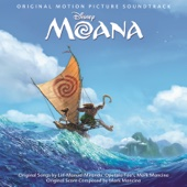 Various Artists - Moana (Original Motion Picture Soundtrack)  artwork