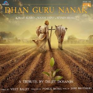 Chord Guitar and Lyrics DILJIT DOSANJH – Dhan Guru Nanak Chords and Lyrics