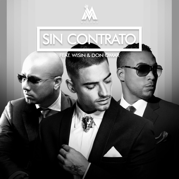 Maluma - Sin Contrato (Remix) [feat. Don Omar & Wisin] - Single [iTunes Plus AAC M4A] (2016)