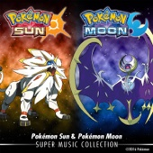 Pokémon Sun & Pokémon Moon: Super Music Collection