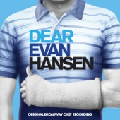 Dear Evan Hansen (Original Broadway Cast Recording) - Various Artists Cover Art