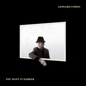 Leonard Cohen - You Want It Darker illustration