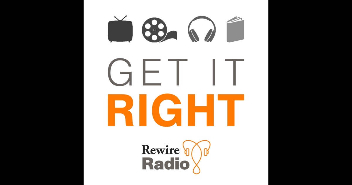get it right by rewire radio on itunes