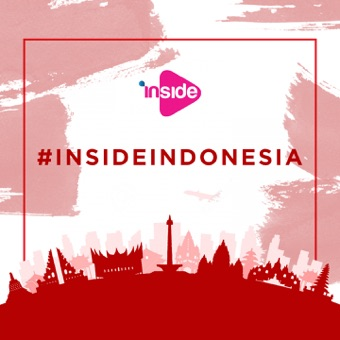 #INSIDEINDONESIA – EP – Various Artists