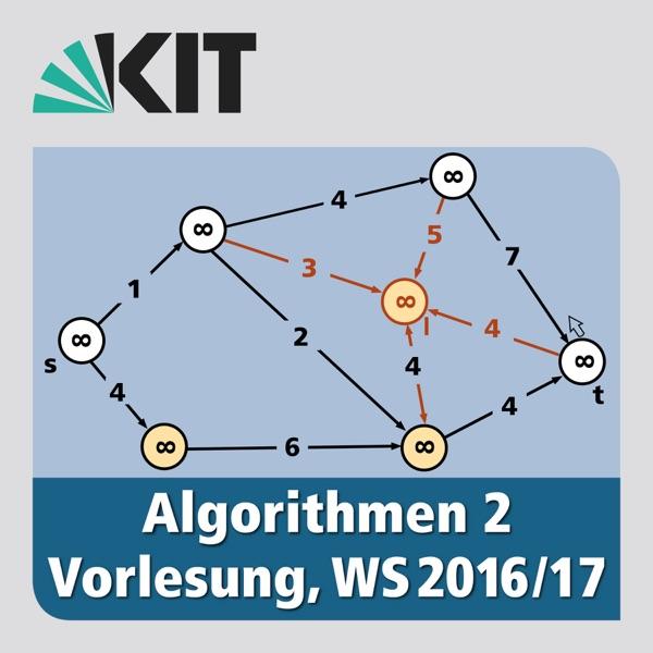 Algorithmen 2, WS2016/17, Vorlesung