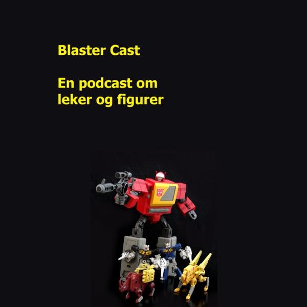 Blaster Cast