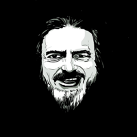 Podcast cover art for Alan Watts