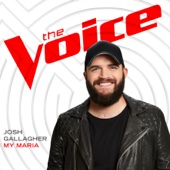 My Maria (The Voice Performance) - Josh Gallagher Cover Art