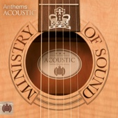 Various Artists - Anthems Acoustic - Ministry of Sound artwork