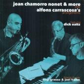 Joan Chamorro - Cherokee (feat. Andrea Motis, Joel Frahm & Rita Payés) ilustración