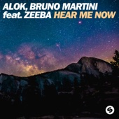 Alok & Bruno Martini - Hear Me Now (feat. Zeeba) Grafik