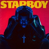 Starboy (feat. Daft Punk) - The Weeknd Cover Art