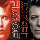 David Bowie - Legacy (Deluxe Edition)  artwork