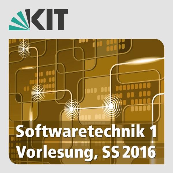 Softwaretechnik 1, Vorlesung, SS2016