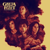 Greta Van Fleet - Black Smoke Rising - EP artwork