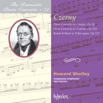 Czerny: Piano Concertos – Howard Shelley & The Tasmanian Symphony