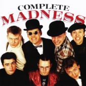 Madness - Complete Madness artwork
