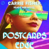 Postcards from the Edge - Carrie Fisher Cover Art