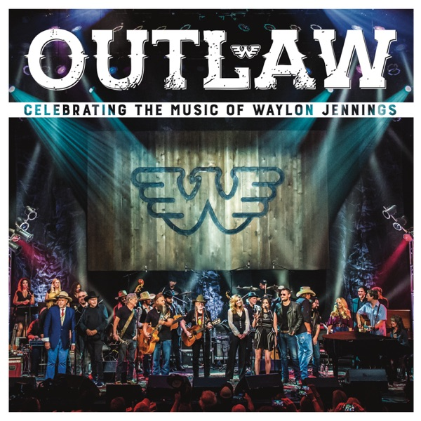Outlaw Celebrating the Music of Waylon Jennings Live Various Artists CD cover