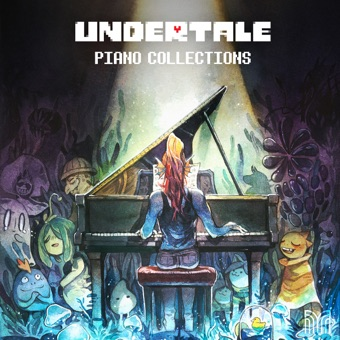 Undertale Piano Collections – David Peacock & Augustine Mayuga Gonzales