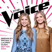 Better Man (The Voice Performance) - Brennley Brown & Lauren Duski Cover Art