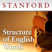 Stanford Continuing Studies Program - Structure of English Words  artwork