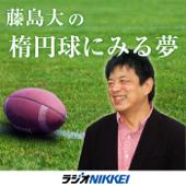 藤島大の 楕円球にみる夢