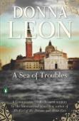 Donna Leon - A Sea of Troubles  artwork