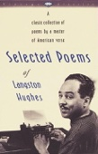 Selected Poems of Langston Hughes - Langston Hughes Cover Art