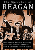 The Speeches of Ronald Reagan (Multimedia...