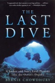 The Last Dive - Bernie Chowdhury Cover Art