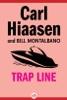 Carl Hiaasen - Trap Line  artwork
