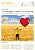 5-Sterne-Tipps für Liebe und Beziehung