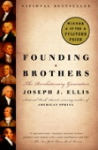 Founding Brothers - Joseph J. Ellis Cover Art