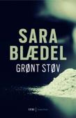 Sara Blædel - Grønt støv artwork