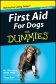 First Aid For Dogs For Dummies ®, Mini Edition