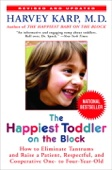 The Happiest Toddler on the Block - Harvey Karp, M.D. Cover Art